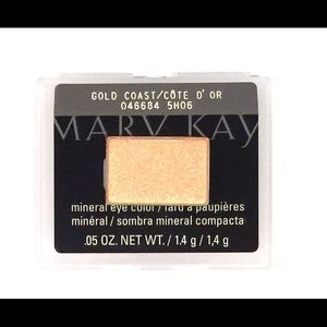 🦋5/$30🦋Mary Kay mineral Gold Coast 1.4g(new)